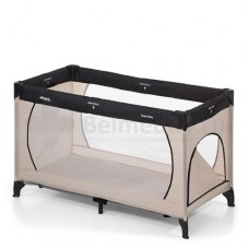 Hauck Dream`n Play Plus Манеж-кровать, beige/grey