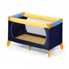 Hauck Dream`n Play Манеж-кровать, navy/liht/blue/sand